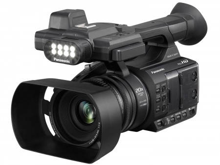 Професионална видеокамера Panasonic AG-AC30