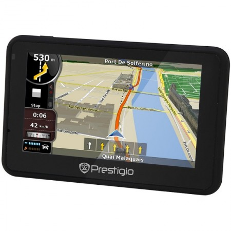 GPS навигация Prestigio GEO VISION 5800 DVR FULL EU