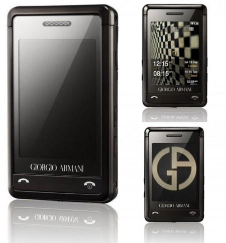 GSM втора употреба Samsung P520 Armani
