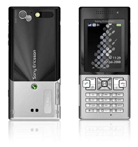 GSM втора употреба Sony Ericsson T700