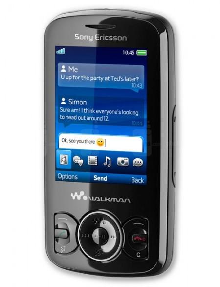 GSM втора употреба Sony Ericsson W100 Spiro