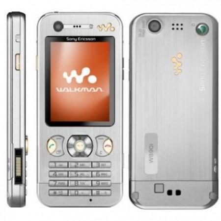 GSM Sony Ericsson W890