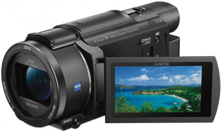 Любителски видеокамери