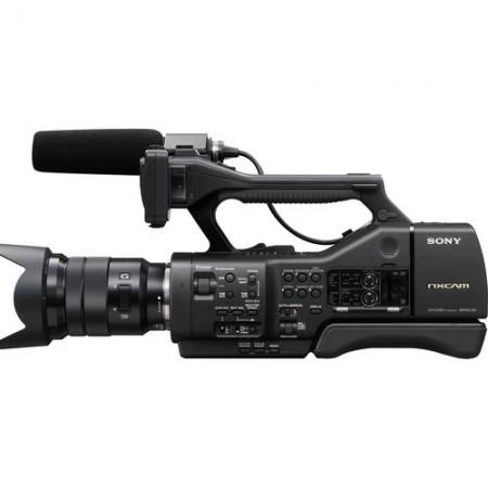 Професионална видеокамера Sony NEX EA50M
