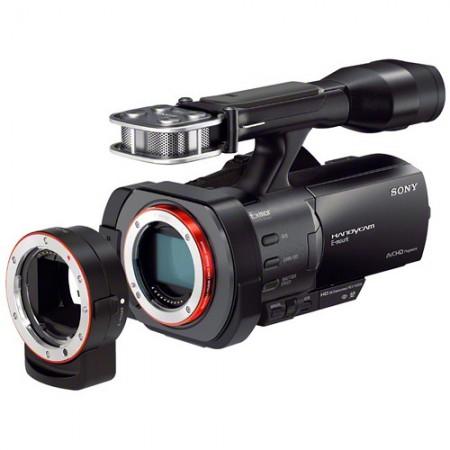 Професионална видеокамера Sony NEX VG900E