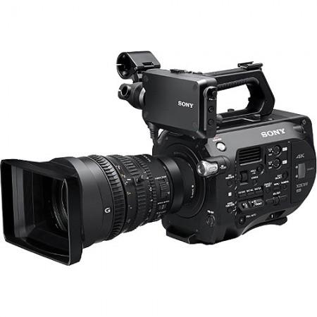 Професионална видеокамера Sony PXW FS7K