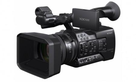 Професионална видеокамера Sony PXWX 160