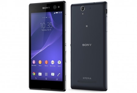 Смартфон Sony Xperia C3 D2533