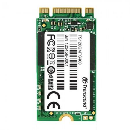Transcend MTS400 128GB M.2 2242 TS128GMTS400