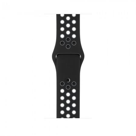 Цена Apple Watch NIKE+ SPACE GRAY ALUMINUM BLACK/COOL GRAY NIKE SPORT 42MM - MNYY2