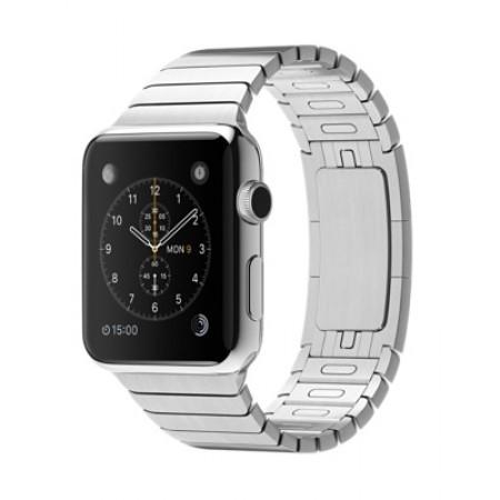 Smart Часовник Apple Watch Stainless Steel Case Link Bracelet 42mm -  MJ472 MJ482