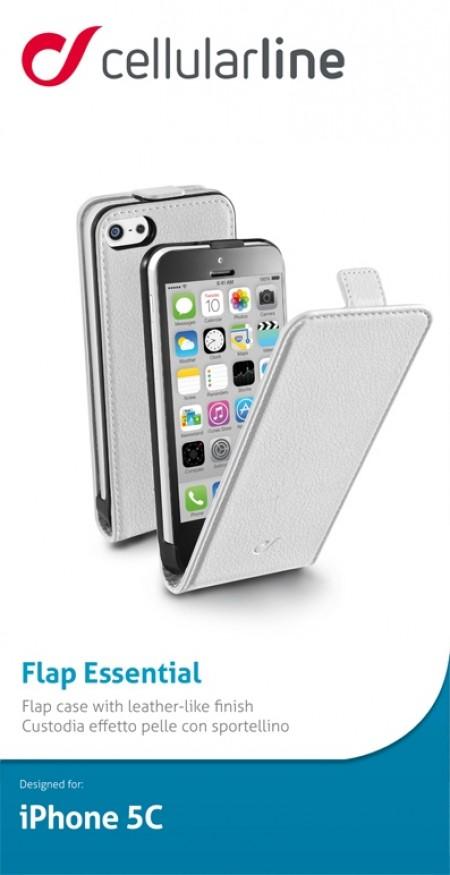 Калъф за Apple iPhone 5C Flap Essential