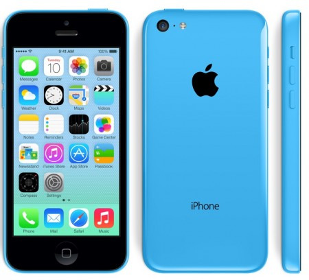 Цена Apple iPhone 5C