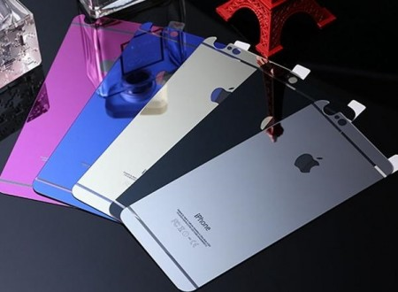 Протектор за Apple iPhone 6/6S Mirror Glass Back