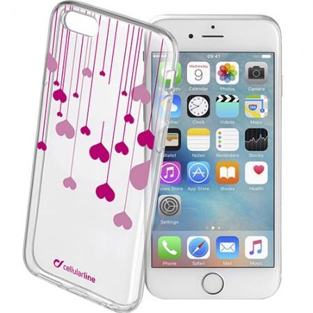 Калъф за Apple iPhone 6/6S Rubber Case Heart
