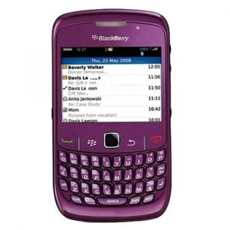 GSM BlackBerry 8520 Curve Geminy