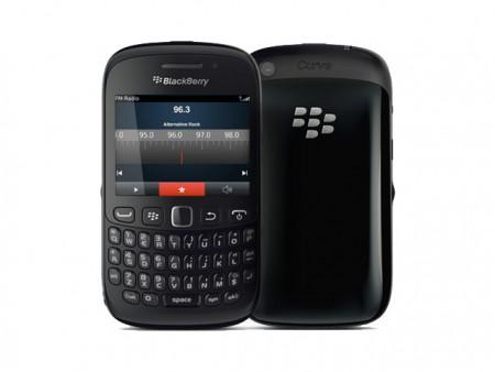 GSM BlackBerry 9220 Curve