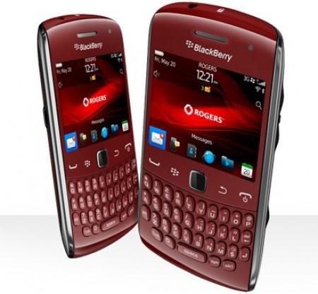 GSM BlackBerry 9360 Curve