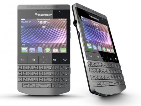 Смартфон BlackBerry Porsche Design P'9983
