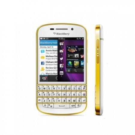 GSM BlackBerry Q10