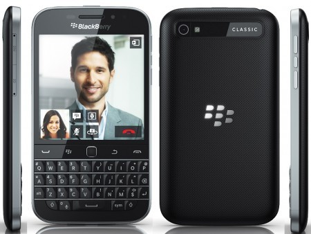 Смартфон BlackBerry Q20 Classic