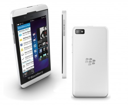 GSM BlackBerry Z10