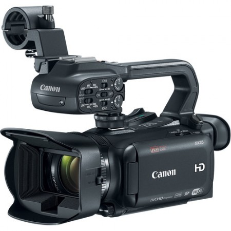 Професионална видеокамера Canon XA35