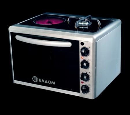 Готварска печка Eldom 211VF