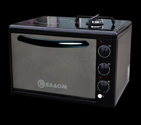 Готварска печка Eldom 211VFEN