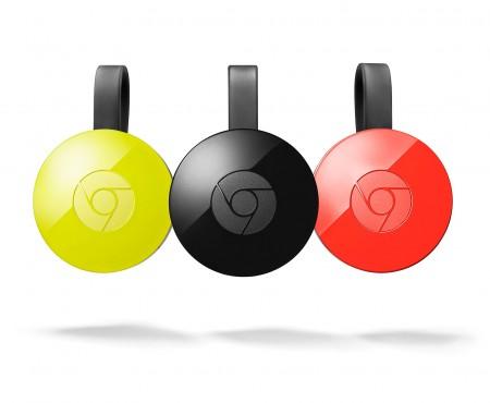 Google Chromecast 2 HDMI Streaming