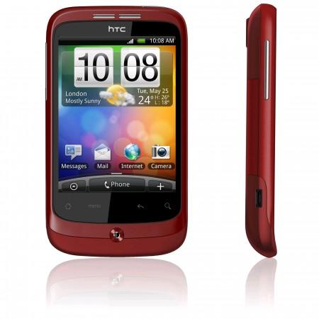 GSM втора употреба HTC Wildfire