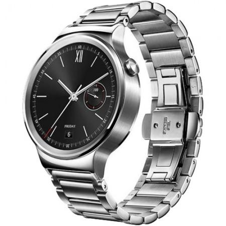 Smart Часовник Huawei Smartwatch 42mm Silver Steel