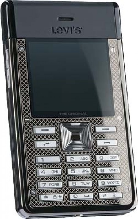 GSM втора употреба Levi's The Original Phone