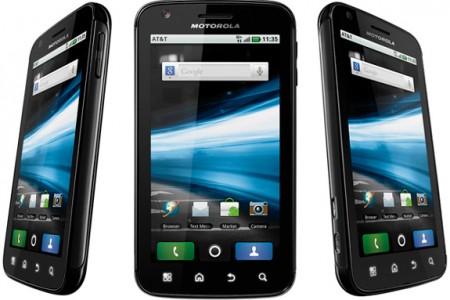 Цена на Motorola Atrix 4G MB860