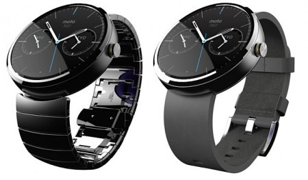 Smart Часовник Motorola Moto 360 46mm