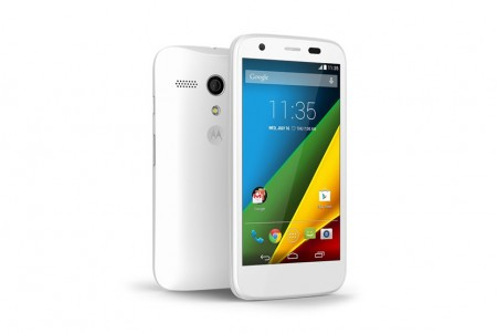 Смартфон Motorola Moto G 4G LTE XT1039