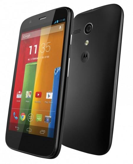 Смартфон Motorola Moto G Dual SIM XT1033