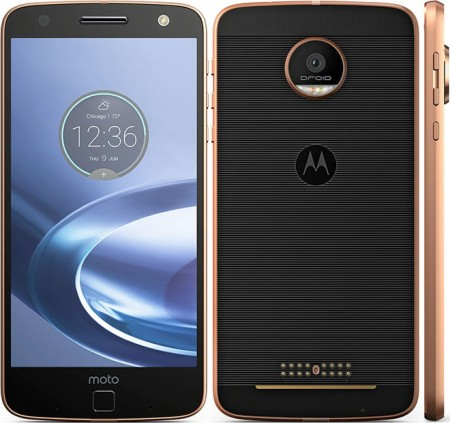 Смартфон Motorola Moto Z Force