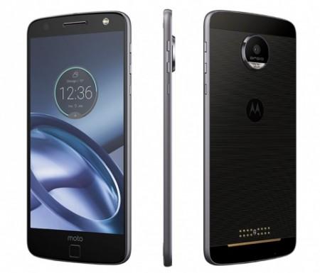 Смартфон Motorola Moto Z Play Dual SIM XT1635-02
