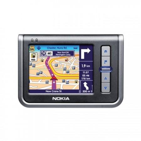 GPS навигация Nokia 330 Auto Navigation