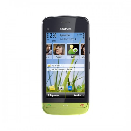 Снимки на Nokia C5-03