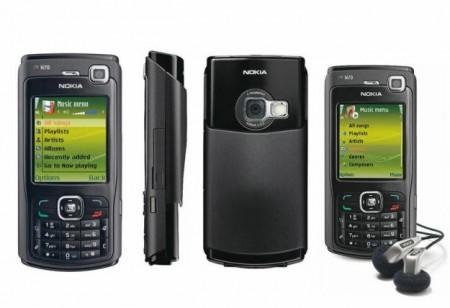 GSM Nokia N70 Music Edition