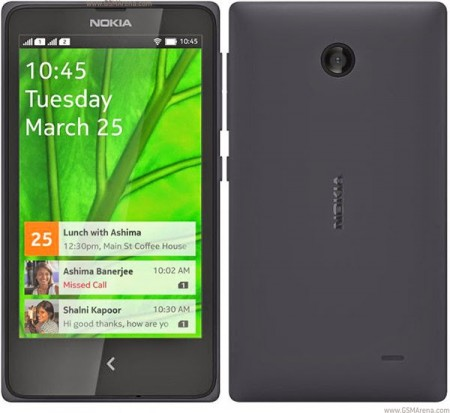 Смартфон Nokia X+ 1053 Dual SIM
