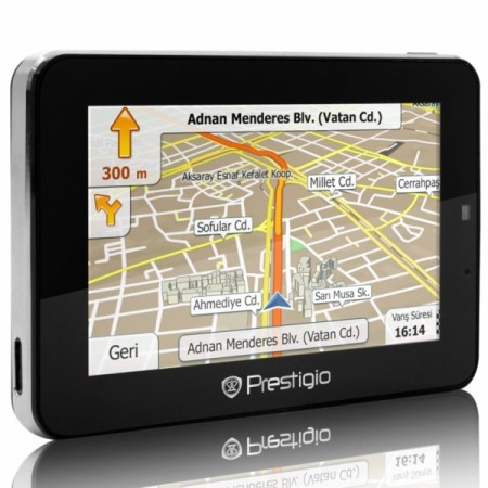 GPS навигация Prestigio GEO VISION 4700 FULL EU