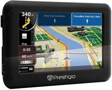 GPS навигация Prestigio GEO VISION 5050