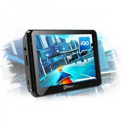 GPS навигация Prestigio Geo VISION 5850 HDDVR FULL EU