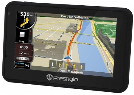 GPS навигация Prestigio GeoVision 4150 Full EU