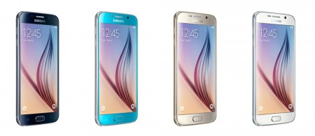 Samsung Galaxy S6 G920 Dual SIM Снимки