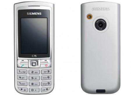 GSM Siemens C75