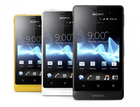 Цена на Sony Xperia Go ST27